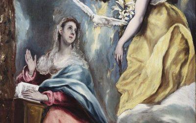 "P. JOSÉ CERVANTES: MARÍA, ENSEÑANOS A DECIR ""AMEN"""