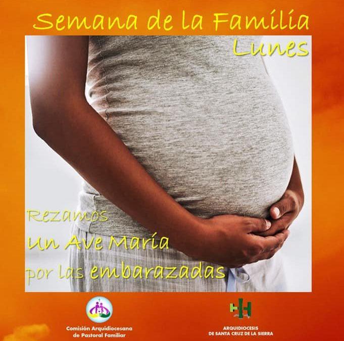 ACTIVIDADES EN LA ARQUIDIOCESIS DE SANTA CRUZ EN LA SEMANA DE LA FAMILIA.